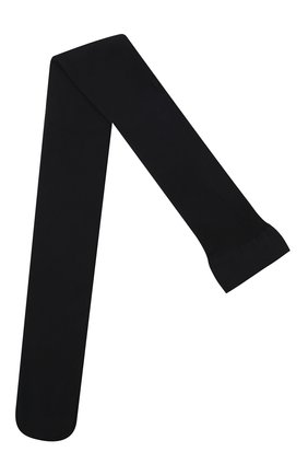 Детские колготы со стразами LA PERLA черного цвета, арт. 42208/7-9 | Фото 1