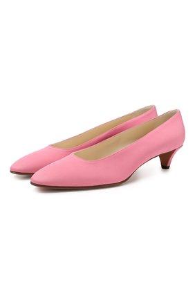 Текстильные туфли Lady Di | Фото №1