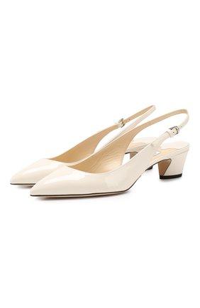 Кожаные туфли Gemma 40   Фото №1