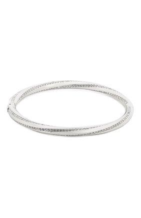 Женский браслет hilt bangle SWAROVSKI серебряного цвета, арт. 5372857 | Фото 2