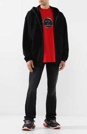 Джинсы Balenciaga темно-серые   Фото №2