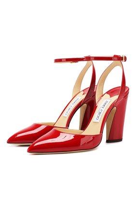 Кожаные туфли Micky 100 | Фото №1