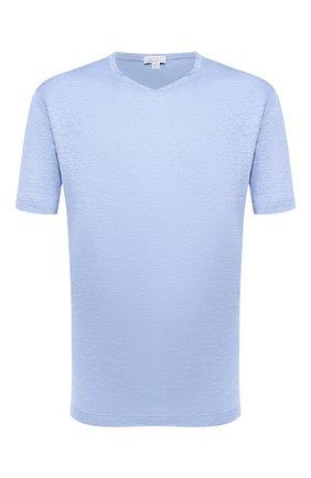 Льняная футболка   Фото №1