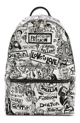 Текстильный рюкзак Vulcano | Фото №1