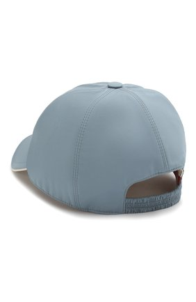Мужской бейсболка LORO PIANA голубого цвета, арт. FAB1977 | Фото 2