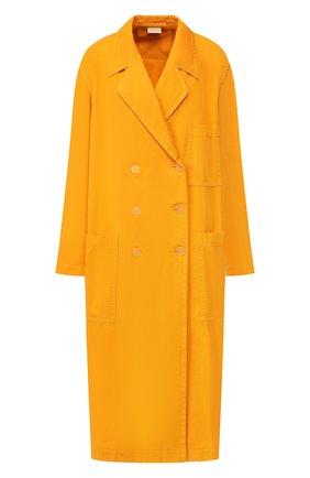 Хлопковое пальто | Фото №1