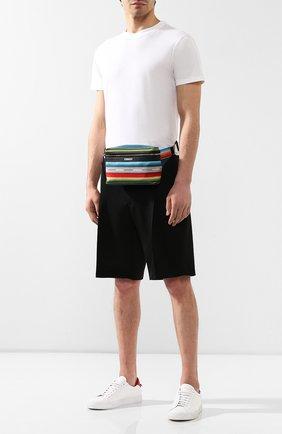 Текстильная поясная сумка   Фото №2