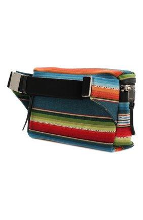 Текстильная поясная сумка   Фото №3