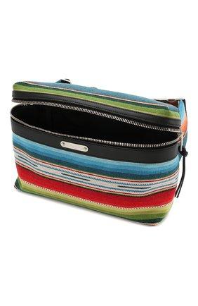 Текстильная поясная сумка   Фото №4
