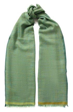 Палантин Brina из смеси кашемира и шелка | Фото №1