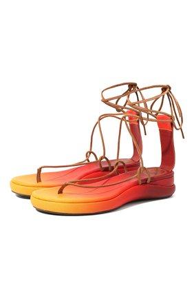 Текстильные сандалии Wave | Фото №1