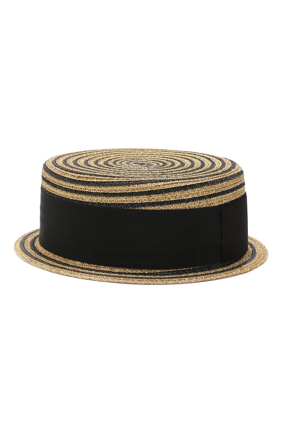 Шляпа канотье | Фото №2