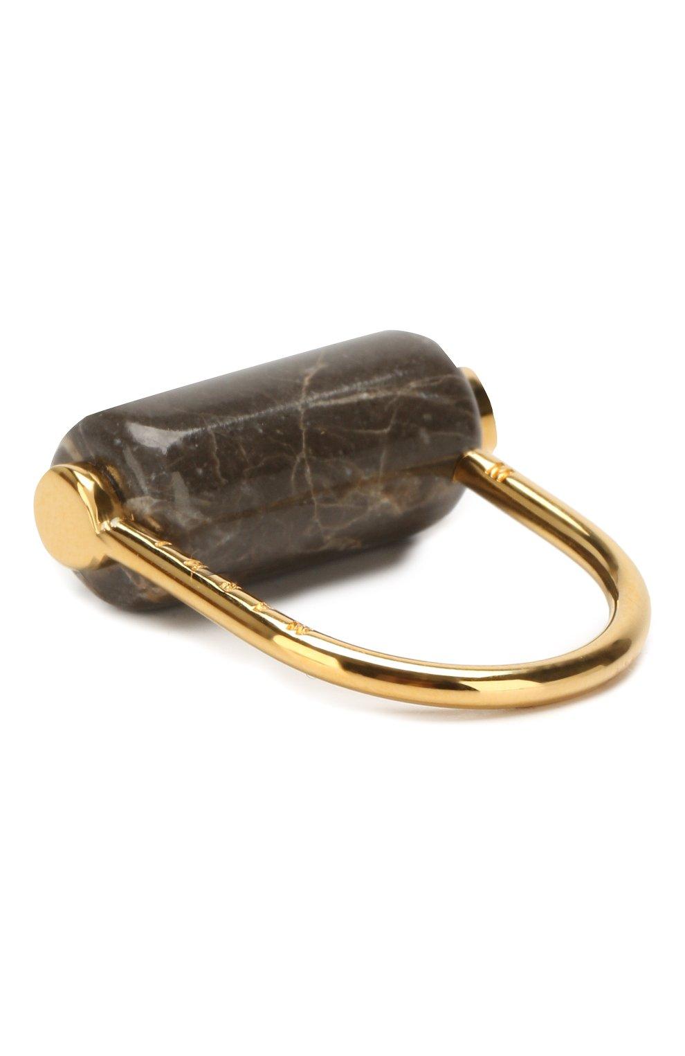 Кольцо Marni коричневое   Фото №2