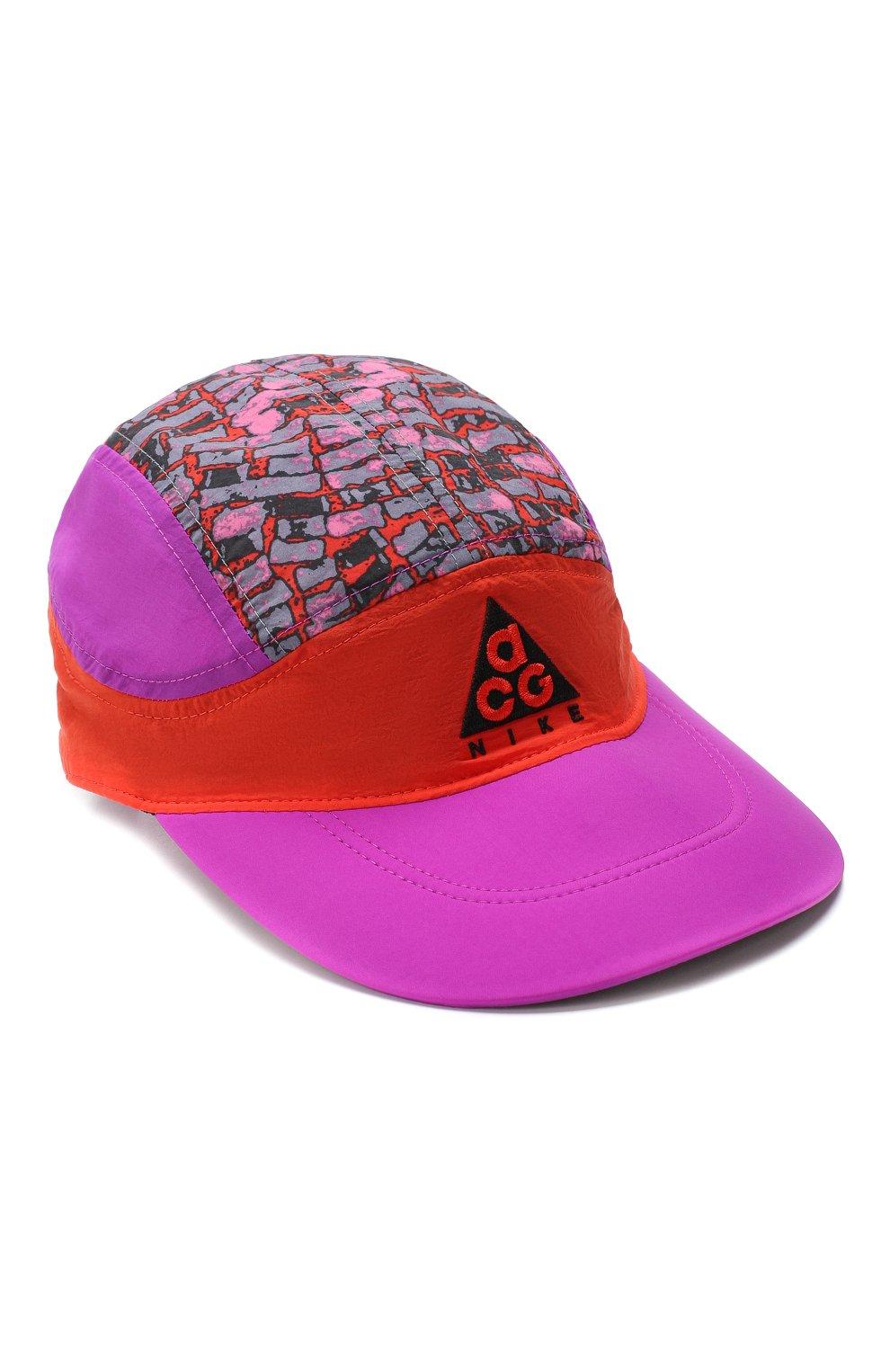Мужской бейсболка nike acg tailwind NIKELAB разноцветного цвета, арт. BV1046-634 | Фото 1