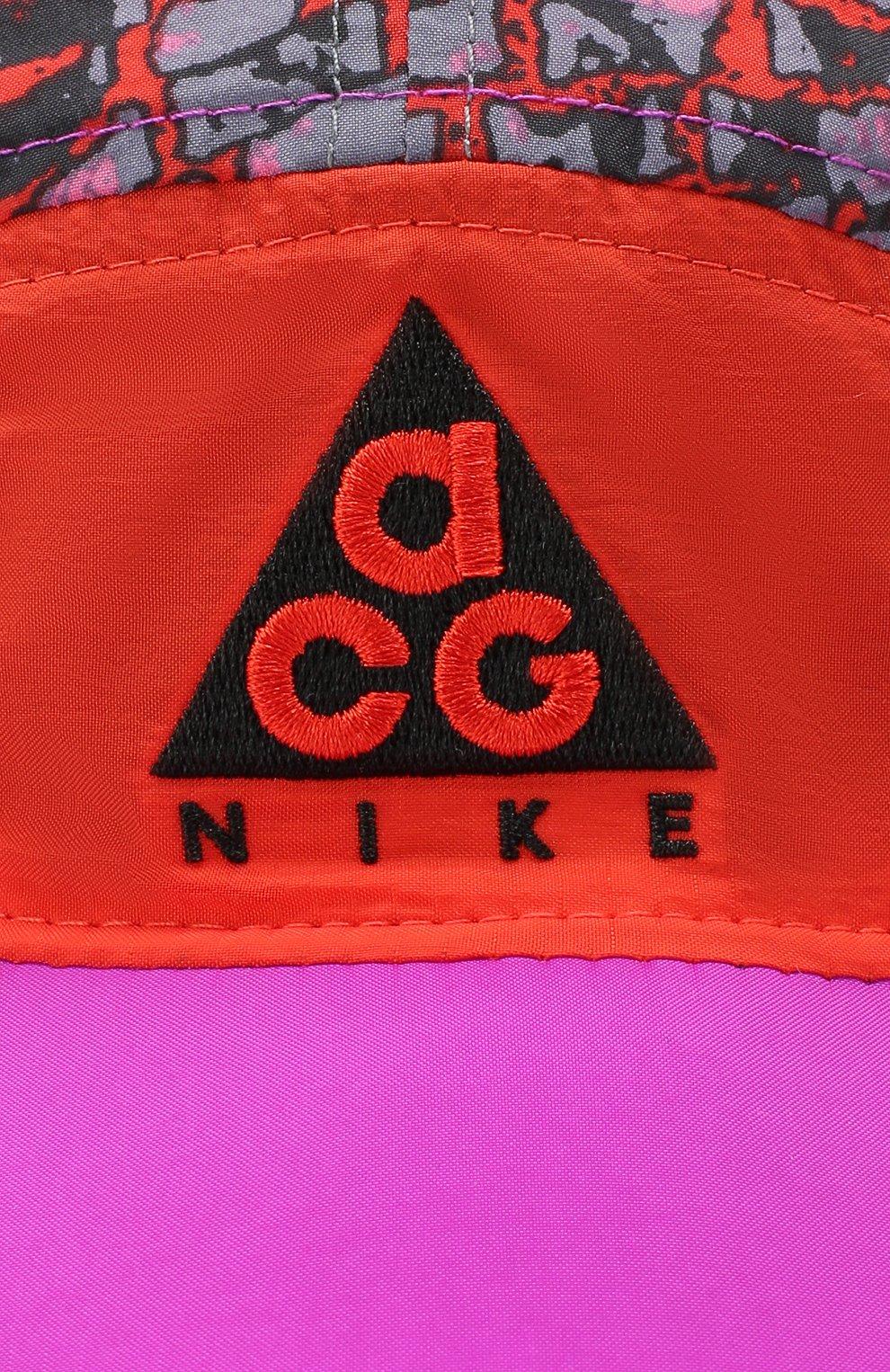 Мужской бейсболка nike acg tailwind NIKELAB разноцветного цвета, арт. BV1046-634 | Фото 3