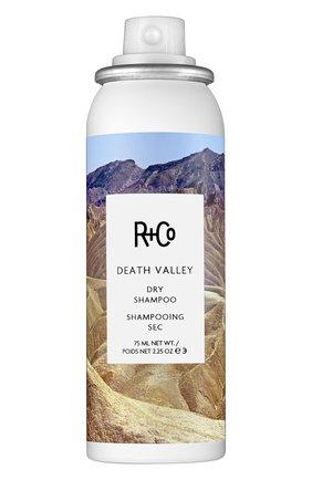 Женского сухой спрей-шампунь death valley R+CO бесцветного цвета, арт. 810374020692 | Фото 1