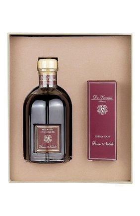 Подарочный набор rosso nobile с кремом для рук DR. VRANJES FIRENZE бесцветного цвета, арт. FRV18-H16 | Фото 1