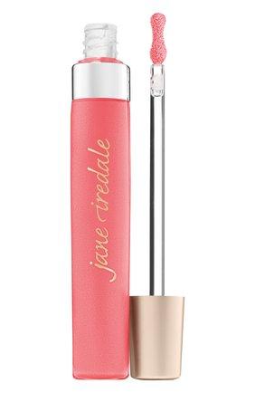 Женские блеск для губ puregloss, оттенок pink glace JANE IREDALE бесцветного цвета, арт. 670959240644 | Фото 1