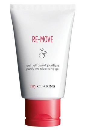 Очищающий гель для молодой кожи My Clarins | Фото №1