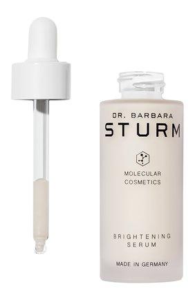 Женская увлажняющая сыворотка для лица brightening serum DR. BARBARA STURM бесцветного цвета, арт. 4015165336693 | Фото 2