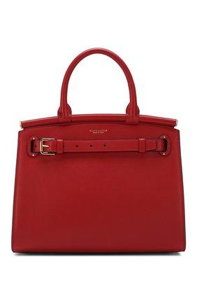 Женская сумка rl50 medium RALPH LAUREN красного цвета, арт. 435769047   Фото 1
