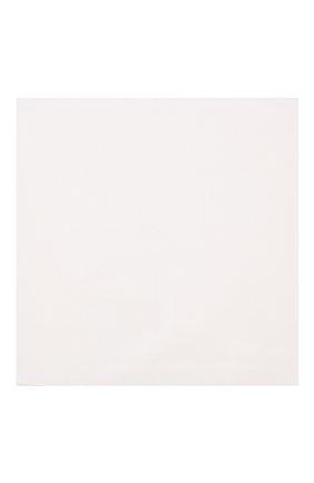 Мужской шелковый платок BOSS белого цвета, арт. 50307917 | Фото 3
