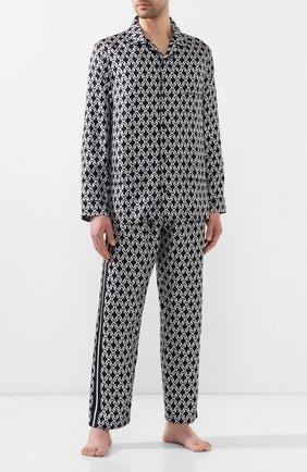 Шелковая пижама | Фото №1