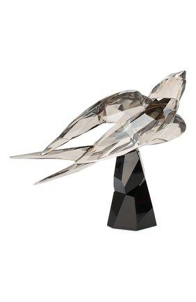 Мужского фигурка swallow SWAROVSKI прозрачного цвета, арт. 5275745 | Фото 2