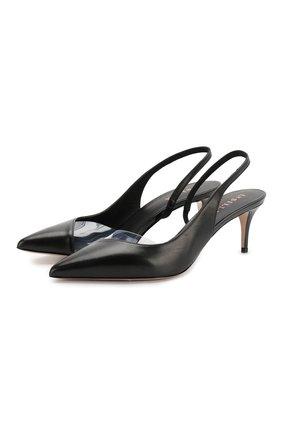 Кожаные туфли Minerva | Фото №1