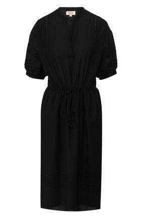 Платье из смеси хлопка и вискозы | Фото №1