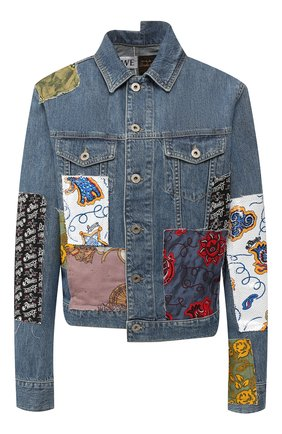 Джинсовая куртка Loewe x Paula's Ibiza | Фото №1
