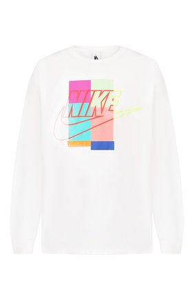 Хлопковая футболка Nike x Atmos | Фото №1