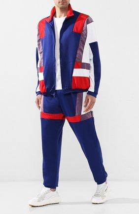 Спортивный костюм CLOT x Nike | Фото №1