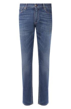 Джинсы Ralph Lauren синие | Фото №1