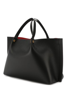 Сумка-тоут Valentino Garavani Go Logo Escape medium Valentino черная цвета | Фото №3