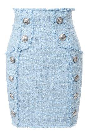 Твидовая юбка | Фото №1