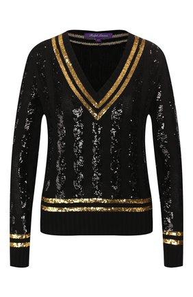 Пуловер с пайетками   Фото №1