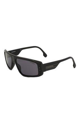 Мужские солнцезащитные очки CARRERA черного цвета, арт. CARRERA 1022 003 | Фото 1