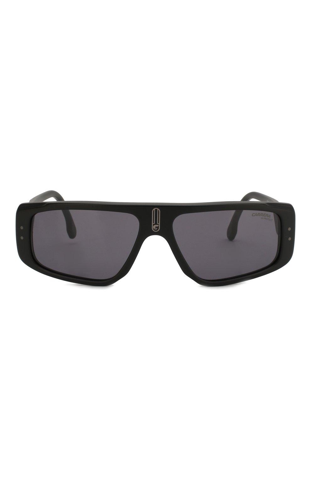 Мужские солнцезащитные очки CARRERA черного цвета, арт. CARRERA 1022 003 | Фото 2
