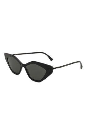 Мужские солнцезащитные очки MYKITA черного цвета, арт. GAPI/915 | Фото 1