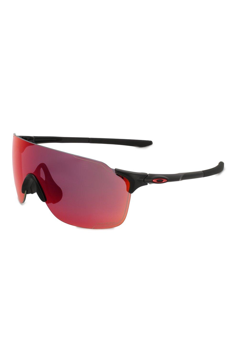Женские солнцезащитные очки OAKLEY красного цвета, арт. 9386-938605 | Фото 1