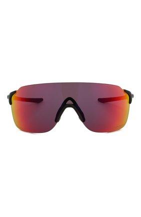 Женские солнцезащитные очки OAKLEY красного цвета, арт. 9386-938605 | Фото 3