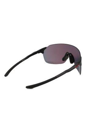 Женские солнцезащитные очки OAKLEY красного цвета, арт. 9386-938605 | Фото 4