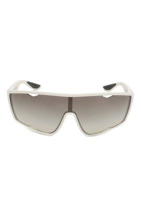Женские солнцезащитные очки PRADA LINEA ROSSA белого цвета, арт. 09US-TWK500 | Фото 3