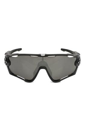 Мужские солнцезащитные очки OAKLEY черного цвета, арт. 9290-929028 | Фото 2