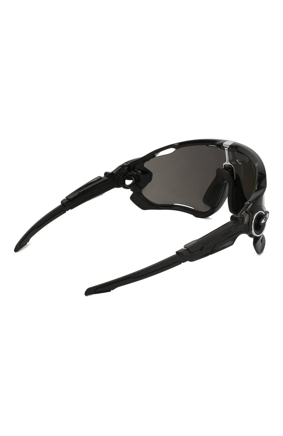 Мужские солнцезащитные очки OAKLEY черного цвета, арт. 9290-929028 | Фото 3