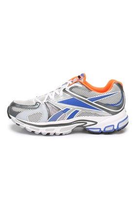 Текстильные кроссовки Vetements x Reebok Spike Runner 200 | Фото №3