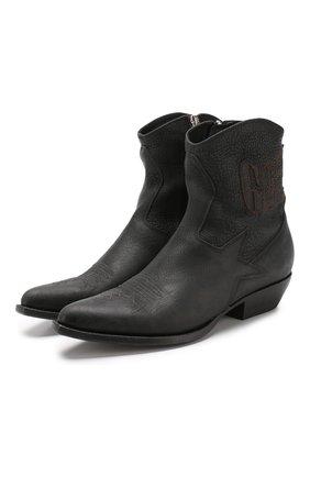 Кожаные ботинки Courtney | Фото №1