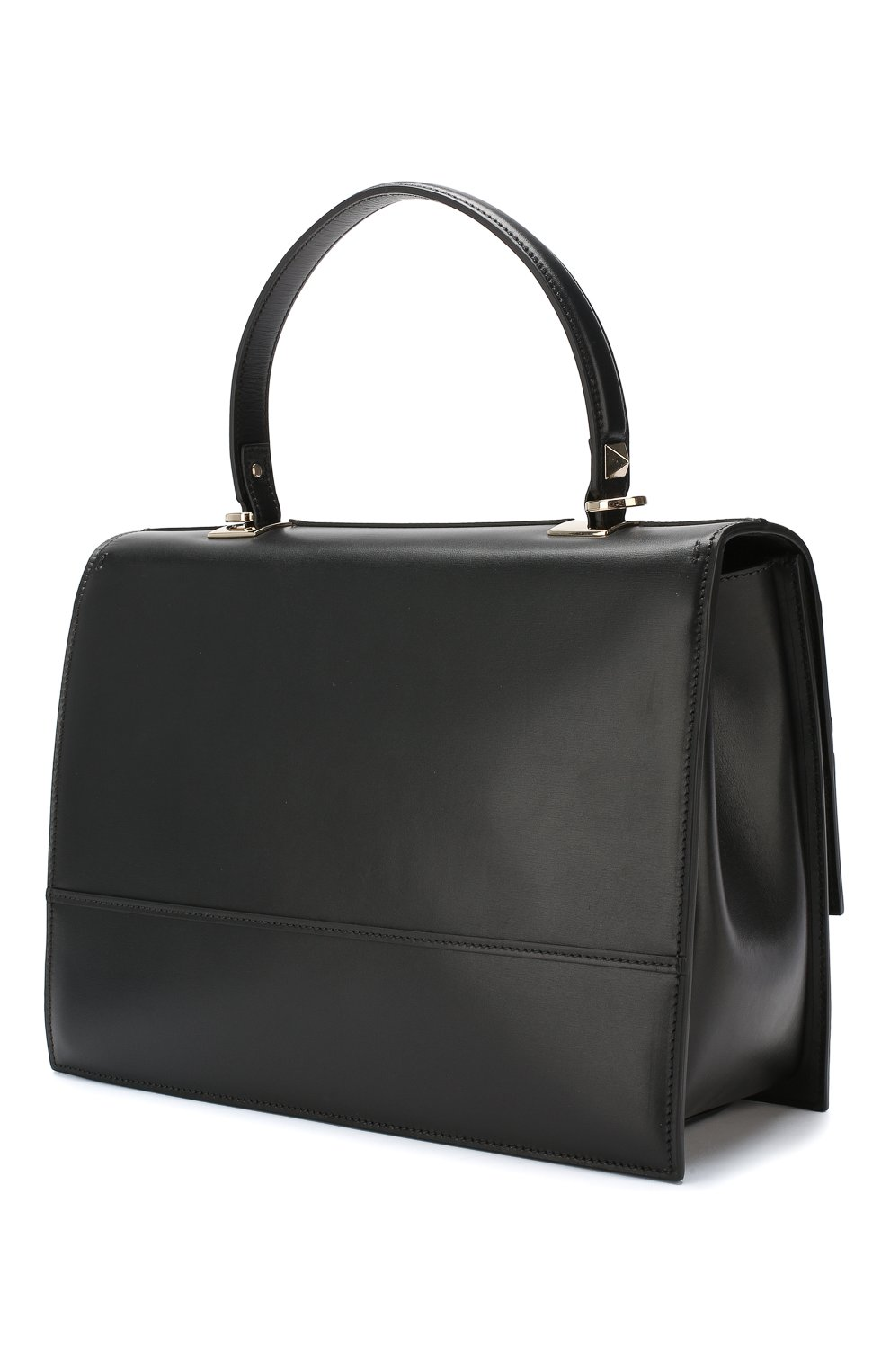 Женская сумка valentino garavani vcase medium VALENTINO черного цвета, арт. RW0B0D98/KKZ | Фото 3