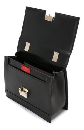 Женская сумка valentino garavani vcase medium VALENTINO черного цвета, арт. RW0B0D98/KKZ | Фото 4